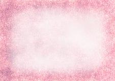 Fond texturisé dessiné en pastel dans des couleurs roses Images libres de droits