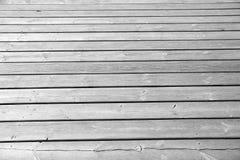Fond texturisé en bois gris Images stock