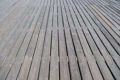 Fond texturisé en bois gris Photographie stock libre de droits