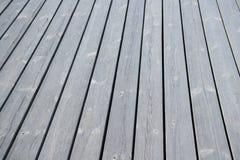 Fond texturisé en bois gris Images libres de droits