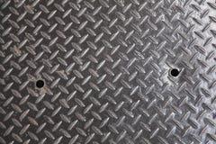 Fond texturisé en métal image libre de droits