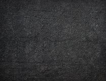 Fond texturisé granulaire noir photo stock