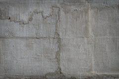 Fond texturisé grunge de vieux plâtre criqué photos stock
