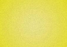 Fond texturisé jaune simple avec le gradient photographie stock libre de droits