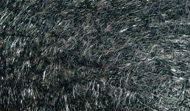 Fond texturisé métallique brillant ombragé gris de résumé avec des effets de la lumière Fond, papier peint photographie stock libre de droits