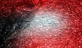 Fond texturisé métallique brillant ombragé multicolore de résumé avec des effets de la lumière Fond, papier peint photographie stock libre de droits