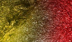 Fond texturisé métallique brillant ombragé multicolore de résumé avec des effets de la lumière Fond, papier peint image libre de droits