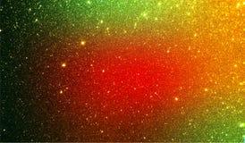 Fond texturisé ombragé multicolore de scintillement brillant de résumé avec des effets de la lumière Fond, papier peint image libre de droits