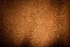 Fond texturisé orange et brun Image stock