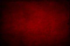 Fond texturisé rouge Photos libres de droits