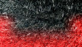 Fond texturisé scintillant métallique brillant ombragé multicolore de résumé avec des effets de la lumière Fond, papier peint photos libres de droits