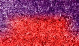 Fond texturisé scintillant métallique brillant ombragé rouge de résumé avec des effets de la lumière Fond, papier peint photo stock