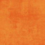 Fond texturisé solide orange d'été fol Photographie stock