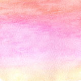 Fond texturisé d'aquarelle abstraite Nuage texturisé de l'eau dedans Image stock