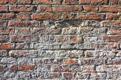 Fond texturis? de vieux mur de briques images stock