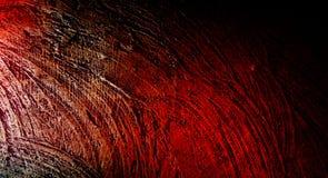 Fond texturis? ombrag? rouge et noir abstrait texture grunge de papier de fond Papier peint de fond illustration stock