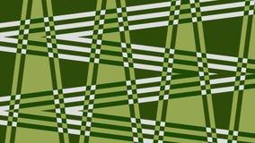 Fond très beau et original avec des contrôleurs de zigzag de couleurs vert-foncé et blanches ! Photos libres de droits