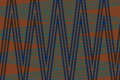 Fond très beau et original avec le zigzag de couleurs bleu-foncé et bleues ! Photographie stock libre de droits