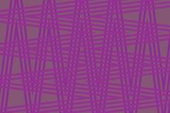 Fond très beau et original avec le zigzag rose foncé ! Photo libre de droits