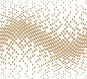 Fond tramé géométrique de modèle Image libre de droits