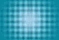 Fond tramé Modèle pointillé comique Style d'art de bruit rétro illustration stock