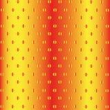 Fond tramé orange abstrait de modèle Photo stock