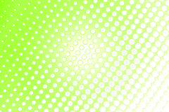 Fond tramé vert abstrait Illustration Libre de Droits