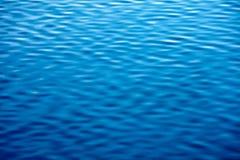Fond tranquille de l'eau L'abstraction pour détendent Photo stock