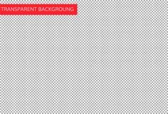 Fond transparent à carreaux simple Photo libre de droits