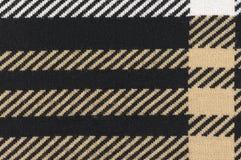 Fond tricoté Photographie stock