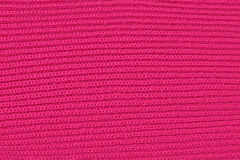 Fond tricoté de fragment de tissu Photo libre de droits