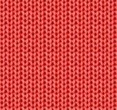Fond tricoté de tissu Images libres de droits