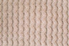 Fond tricoté modèle de tricotage de laine tricotage Texture de tissu de laine tricoté pour le papier peint et un fond abstrait photos stock