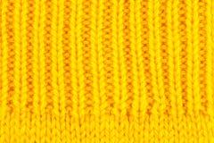 Fond tricoté par laines Photographie stock