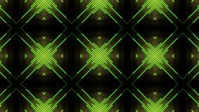 Fond vert 02 de danse de disco Photos stock