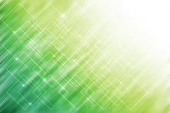 Fond vert abstrait Photos stock