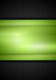 Fond vert abstrait de concept Images stock