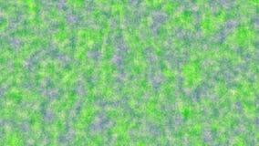 Fond vert avec des lacunes bleues Photos libres de droits