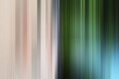 Fond vert brun magnifique avec les lignes brouillées Images libres de droits