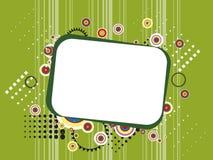 Fond vert clair illustration de vecteur