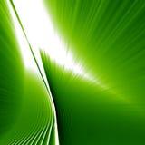 Fond vert d'éclat d'abstarct Images libres de droits