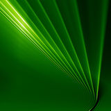 Fond vert d'éclat d'abstarct Image libre de droits