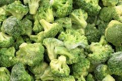 Fond vert de broccoli photos stock