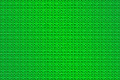 Fond vert de Lego Images stock