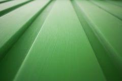 Fond vert de metall de peinture Image libre de droits