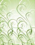 Fond vert de nature illustration de vecteur