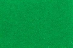 Fond vert de tissu Photographie stock libre de droits