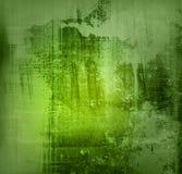 Fond vert de vintage Photo libre de droits