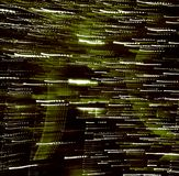 Fond vert-foncé abstrait pour le web design et tout art Texture de surface de lampe au néon pour le web design et tout art Image libre de droits