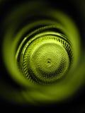 Fond vert futuriste photographie stock libre de droits